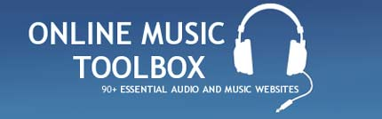 Online Music Toolbox