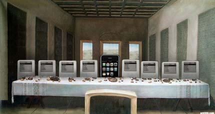 iPhone Last Supper