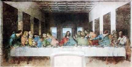 L'Ultima Cena – Leonardo da Vinci