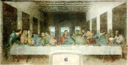 Abendmahl mit Steve – Anthony Nelzin