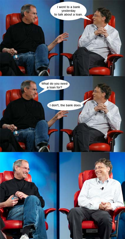 Steve Jobs & Bill Gates Interview @ D5: All Things Digital - 3