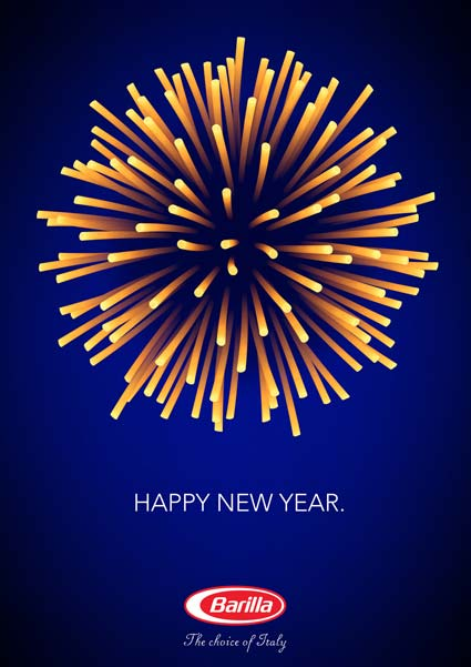 Barilla Happy New Year