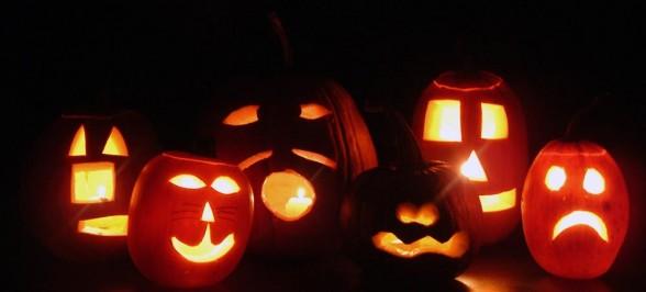 Illuminating Pumpkins by Diane Miller