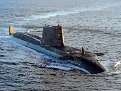HMS Ambush, Quelle: ROYAL NAVY