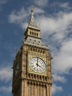 'Big Ben' by Philip MacKenzie