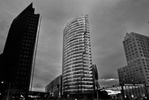 'Berlin, Potsdamer Platz' by Jürgen Stemper