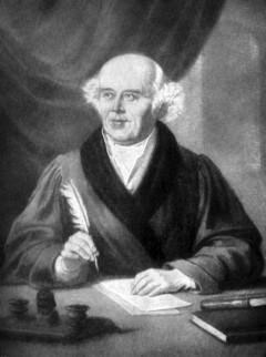Christian Friedrich Samuel Hahnemann, Begründer der Homöopathie