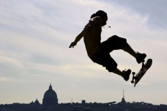 'The Last Jump' by Stefano Corso