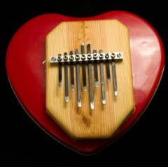 'Heart Kalinba' by Adrian Likins