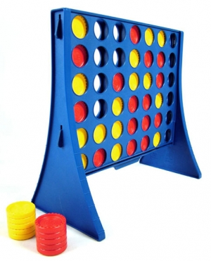 'connect 4' by Steve Berry