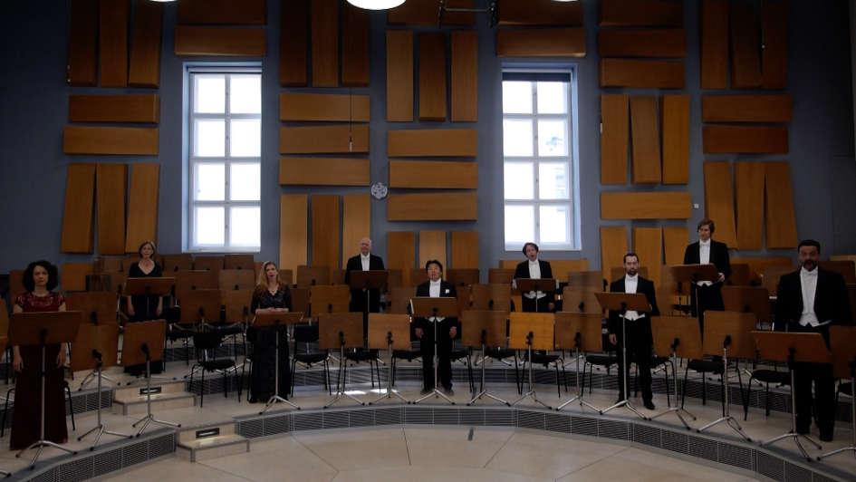 O Mensch, bewein dein Sünde groß | BWV 622 | Rundfunkchor Berlin